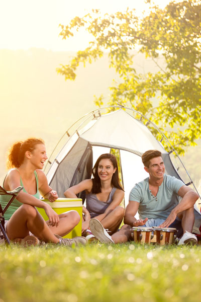 How to Stay Safe on Your Camping Trip